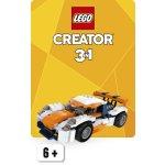 Die LEGO® Creator 3-in-1-Sets bieten...