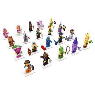 LEGO® Minifigures 71023 - THE LEGO® MOVIE 2 - KOMPLETTSATZ