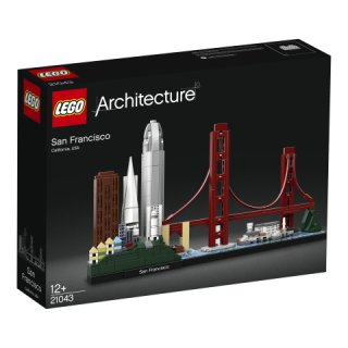 LEGO® Architecture 21043 - San Francisco