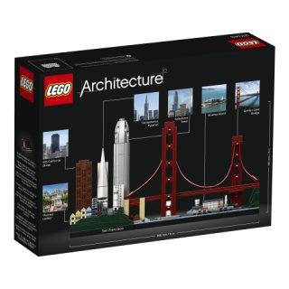 LEGO® Architecture 21043 - San Francisco