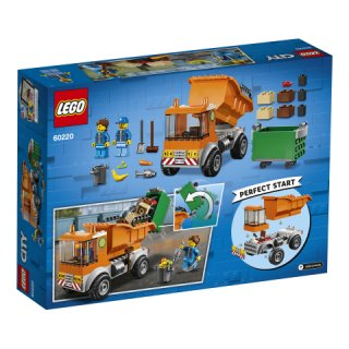LEGO® City 60220 - Müllabfuhr
