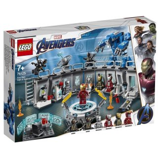 LEGO® Marvel Super Heroes 76125 - Iron Mans Werkstatt