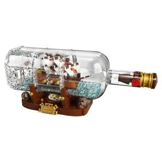 LEGO® Ideas 21313 - Schiff in der Flasche