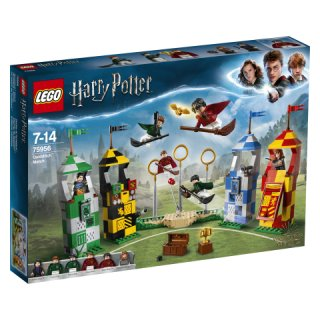 LEGO® Harry Potter 75956 - Quidditch Turnier