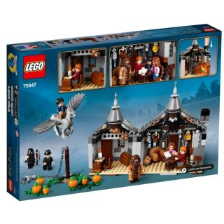 LEGO® Harry Potter 75947 - Hagrids Hütte