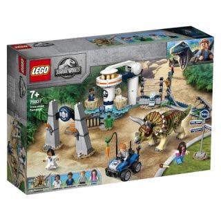 LEGO® Jurassic World 75937 - Triceratops-Randale