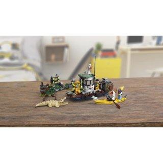 LEGO® Hidden Side 70419 - Gekenterter Garnelenkutter
