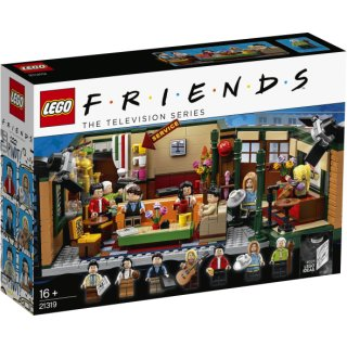 LEGO® Ideas 21319  -  FRIENDS Central Perk Café