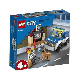 LEGO® City 60241 - Polizeihundestaffel