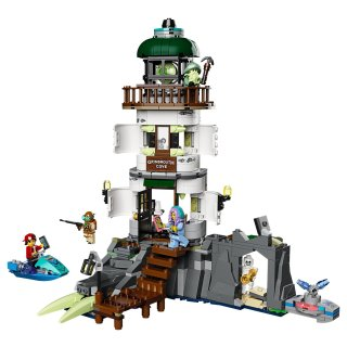 LEGO® Hidden Side 70431 - Der Leuchtturm der Dunkelheit