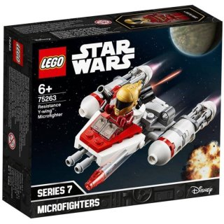 LEGO® Star Wars 75263 - Widerstands Y-Wing Microfighter