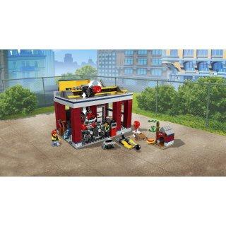 LEGO® City 60258 - Tuning-Werkstatt