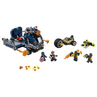 LEGO® Marvel Super Heroes 76143 - Avengers Truck-Festnahme