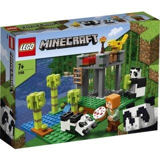 LEGO® Minecraft 21158 - Der Panda-Kindergarten