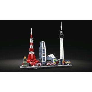 LEGO® Architecture 21051 - Tokio