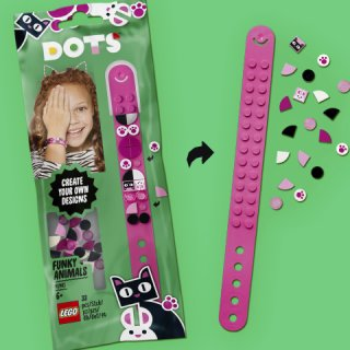 LEGO® DOTS 41901 - Tiere Armband