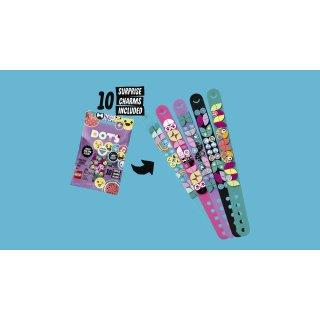 LEGO® DOTS 41908 - Armband Ergänzungsset Smiley