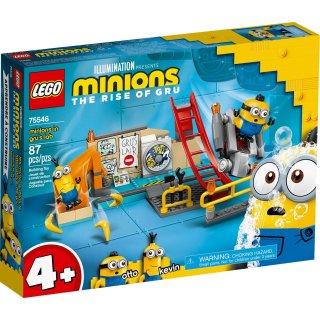 LEGO® Minions 75546 - Minions in Grus Labor