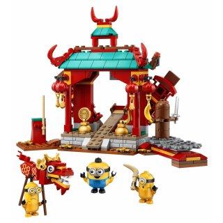 LEGO® Minions 75550 - Minions Kung Fu Tempel