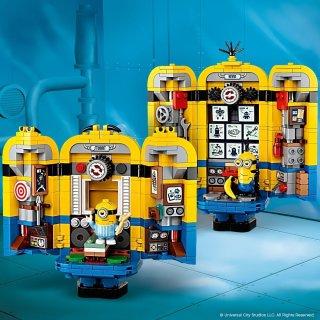 LEGO® Minions 75551 - Minions-Figuren Bauset mit Versteck