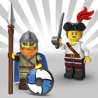 LEGO® Minifigures 71027 - Serie 20 - KOMPLETTSATZ