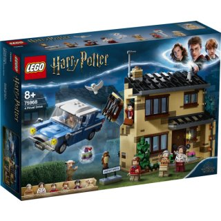 LEGO® Harry Potter 75968 - Ligusterweg 4
