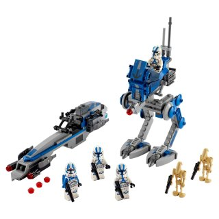 LEGO® Star Wars 75280 - Clone Troopers der 501. Legion