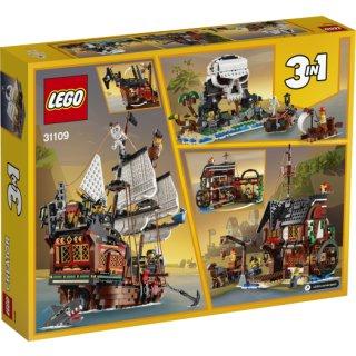 LEGO® Creator 31109 - Piratenschiff
