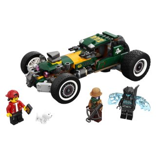 LEGO® Hidden Side 70434 - Übernatürlicher Rennwagen