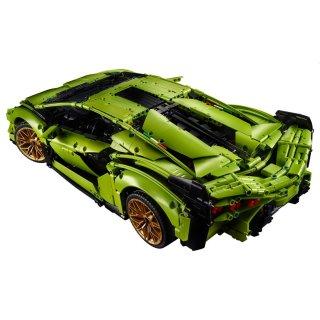 LEGO® Technic 42115 - Lamborghini Sian FKP37