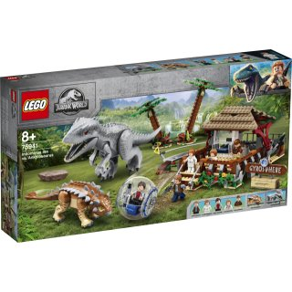 LEGO® Jurassic World 75941 - Indominus Rex vs. Ankylosaurus
