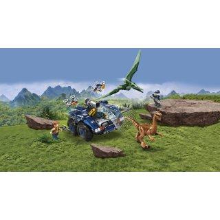 LEGO® Jurassic World 75940 - Ausbruch von Gallimimus und Pteranodon
