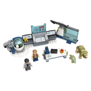LEGO® Jurassic World 75939 - Dr. Wus Labor: Ausbruch der Baby-Dinosaurier