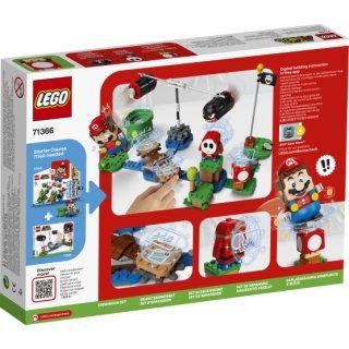 LEGO® SUPERMARIO 71366 - Riesen-Kugelwillis – Erweiterungsset