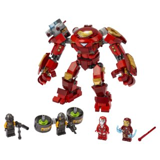 LEGO® Marvel Super Heroes 76164 - Iron Man Hulkbuster vs. A.I.M.-Agent