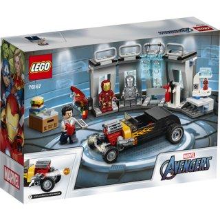 LEGO® Marvel Super Heroes 76167 - Iron Mans Arsenal