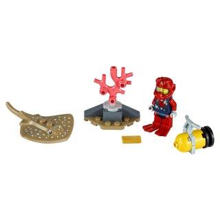 LEGO® City 30370 - Tiefseetaucher
