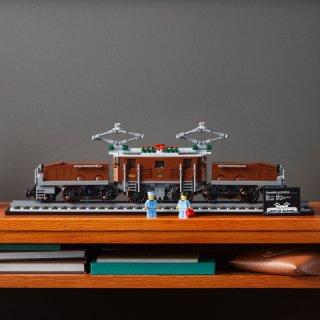 "LEGO® Creator Expert 10277 - Lokomotive ""Krokodil"""