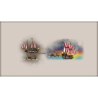 LEGO® Ideas 21322  -  Piraten der Barracuda-Bucht