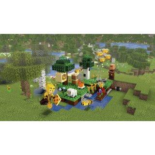 LEGO® Minecraft 21165 - Die Bienenfarm