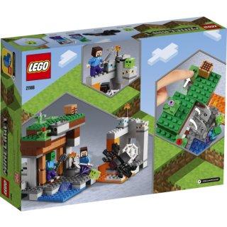 LEGO® Minecraft 21166 - Die verlassene Mine