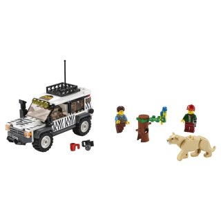 LEGO® City 60267 - Safari-Geländewagen