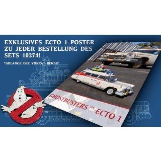 LEGO® Creator Expert 10274 - Ghostbusters Ecto-1