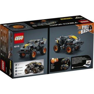LEGO® Technic 42119 - Monster Jam Max-D