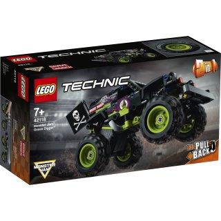 LEGO® Technic 42118 - Monster Jam Grave Digger