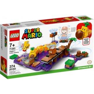 LEGO® SUPERMARIO 71383 - Wigglers Giftsumpf – Erweiterungsset