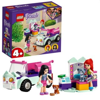 LEGO® Friends 41439 - Mobiler Katzensalon
