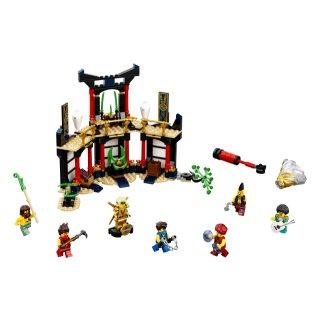 LEGO® Ninjago 71735 - Turnier der Elemente