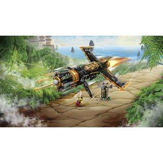 LEGO® Ninjago 71736 - Coles Felsenbrecher