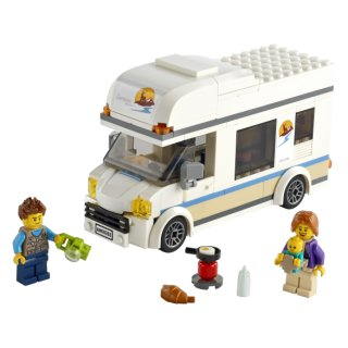 LEGO® City 60283 - Ferien-Wohnmobil